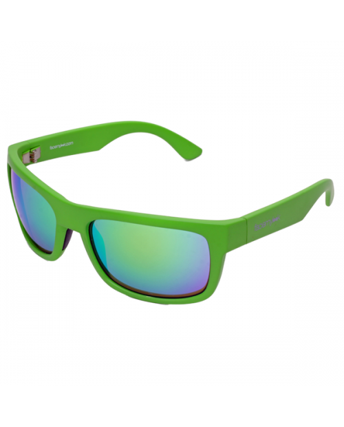 Sunglasses Theo-green multilayer - Category Theo