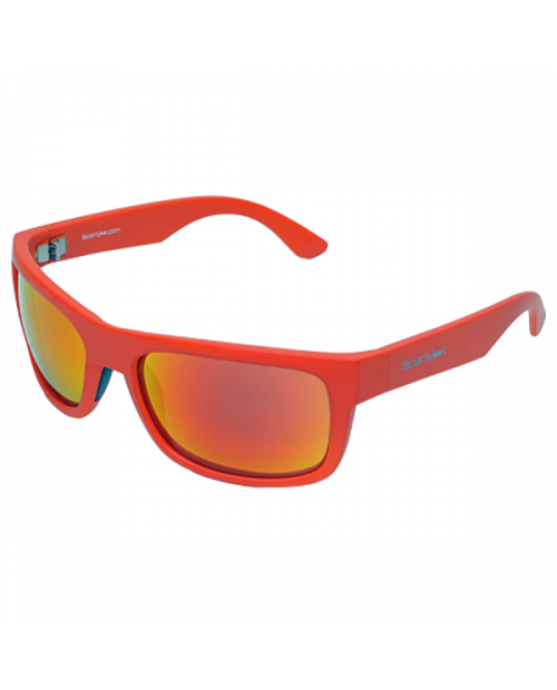 Lunettes solaires Theo-orange multilayer - Gamme Theo