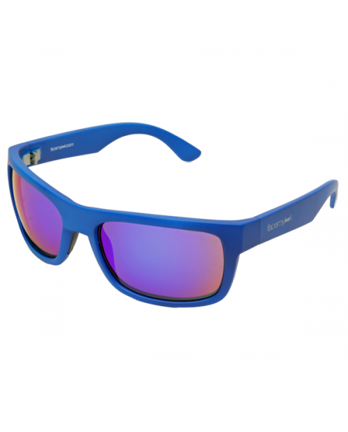 Lunettes solaires Theo-blue multilayer - Gamme Theo