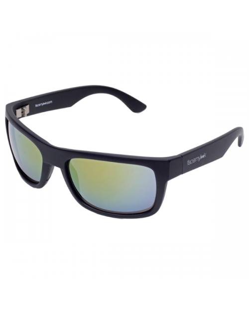 Lunettes solaires Theo-black multilayer - Gamme Theo