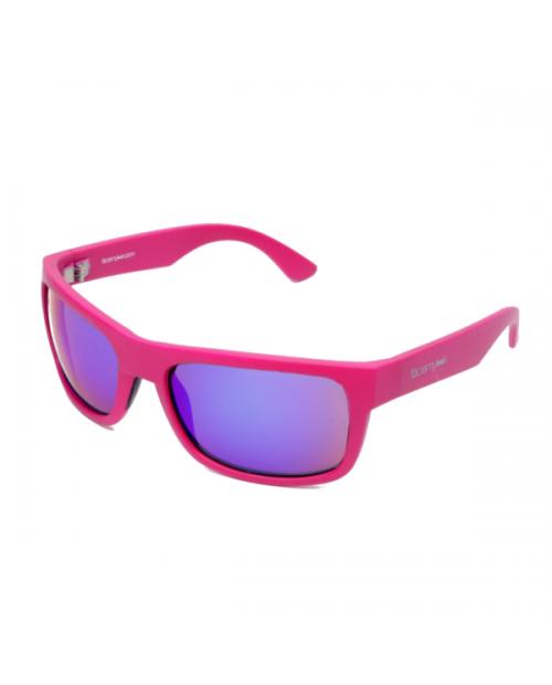 Sunglasses Tomaso-fuchsia mirror blue - Category Tomaso