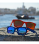 Sunglasses Tomaso-blue mirror - Category Tomaso