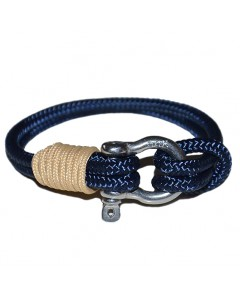 The Stud Navy ~ Beige